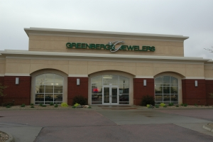 Greenbergs Jewelers - Beakon Centre, Sioux Falls, South Dakota Location Picture