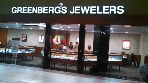 Greenbergs Jewelers - Coral Ridge Mall, Iowa City, Iowa Location Picture