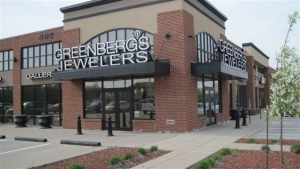 Greenbergs Jewelers - The Junction Center, Ankeny, Iowa Location Picture