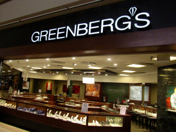 jewelry stores locations southern mall jewelry store greenberg s jewelers 6908