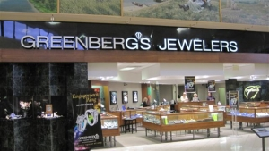 Greenbergs Jewelers - Southern Hills Mall, Sioux City, Iowa Location Picture