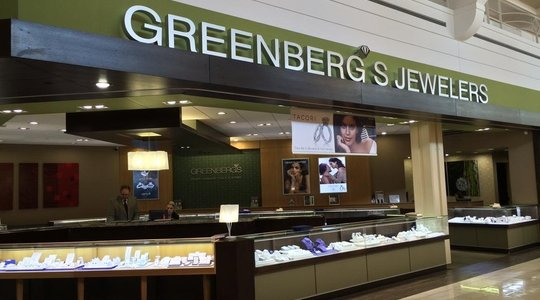 Greenberg's Jewelers - Westroads Mall